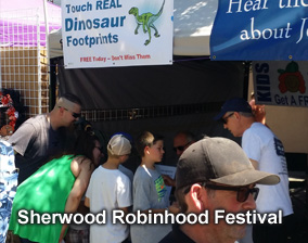 Sherwood Robinhood Festival